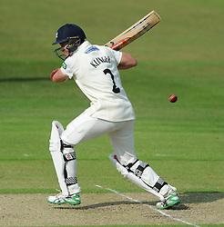 Michael Klinger of Gloucestershire bats - Photo mandatory by-line: Dougie Allward/JMP - Mobile: 07966 386802 - 08/07/2015 - SPORT - Cricket - Cheltenham - Cheltenham College - LV=County Championship 2