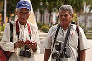 Photographers, Iquitos, Peru