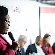 20160615 - Brussels , Belgium - 2016 June 15th - European Development Days - Sustainable energy enterprises and the role of public-private partnerships - EABF Workshop - Jacqueline Mugo , Secretary General , Business Africa © European Union