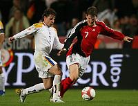 v.l. Georgios Theodotou , Bastian Schweinsteiger Deutschland<br /> EM-Qualifikation Zypern - Deutschland<br /> Cyprus - Germany <br /> Kypros - Tyskland<br /> Norway only