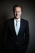 Portrait of British Prime Minister David Cameron in Downing Street on Thursday 19th June 2014<br /> Photos by Ki Price