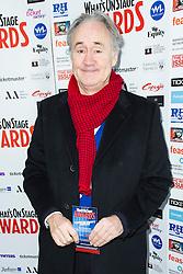 © Licensed to London News Pictures. 06/12/2013, UK. Nigel Planer, WhatsOnStage Awards Nominations - launch party, Cafe De Paris, London UK, 06 December 2013. Photo credit : Raimondas Kazenas/Piqtured/LNP