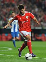 20120320: LISBON, PORTUGAL: Portuguese League Cup 2011/2012: SL Benfica vs FC Porto.<br />In picture: Nelson Oliveira<br />PHOTO: Alvaro Isidoro/CITYFILES