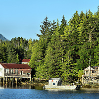 Pennock Island near Ketchikan, Alaska <br />