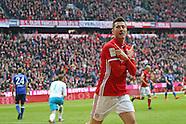Bayern Munich v FC Schalke 04 040217