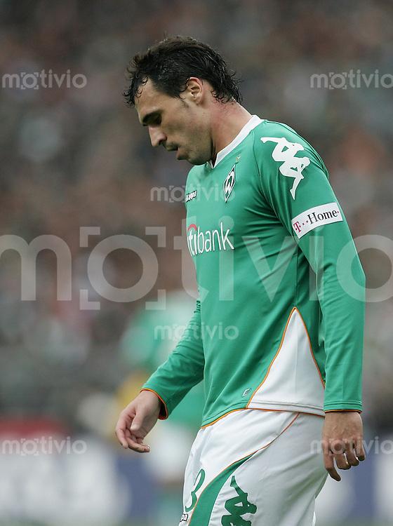 20.10.07 Fussball Bundesliga Saison 2007/08 SV Werder Bremen - Hertha BSC Berlin Bruno ALMEIDA (Werder).