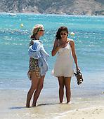 Joely Richardson St Tropez 07/18/2009