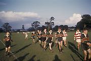 Stowmarket Grammar School versus Northgate Grammar 1st XV, 1960