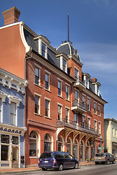 Staunton Virginia architecture