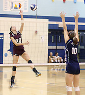 High School Volleyball - Westside Volleyball Invitational - October 10, 2009