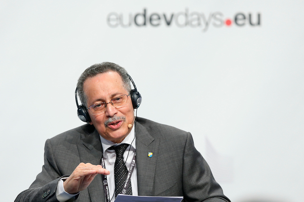 20160615 - Brussels , Belgium - 2016 June 15th - European Development Days - Post-Cotonou Debate - Patrick Ignatius Gomes , Secretary General , ACP Group © European Union