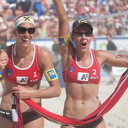 20130804: AUT, Beachvolley - 2013 Beach Volleyball European Championships in Klagenfurt