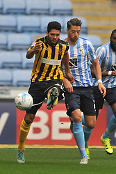 Nathaniel Knight-Percival Shrewsbury Town FC, Coventry City v Shreswsbury Town FC  Ricoh Arena, Football Sky Bet League One, Saturday 3rd October 2015