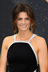 "Monte Carlo, 57th Festival of Television. Photocall ""Absentia"" pictured: Stana Katic"