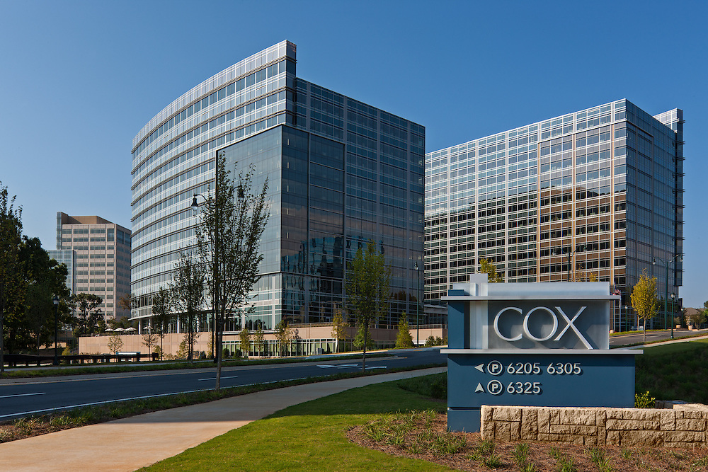 Cox Enterprises C-Tech Buildings 27 - Atlanta, GA