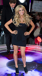 Contestants Nicola McLean at the launch of  Celebrity Big Brother 2012 in London , Thursday 5th January 2012. Photo by: i-Images