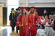 during the Plumstead Christian School's 36th Annual Commencement Saturday, June 11, 2016 at Plumstead Christian School in Plumstead, Pennsylvania. 39 seniors graduated from the school this year. (Photo by William Thomas Cain)