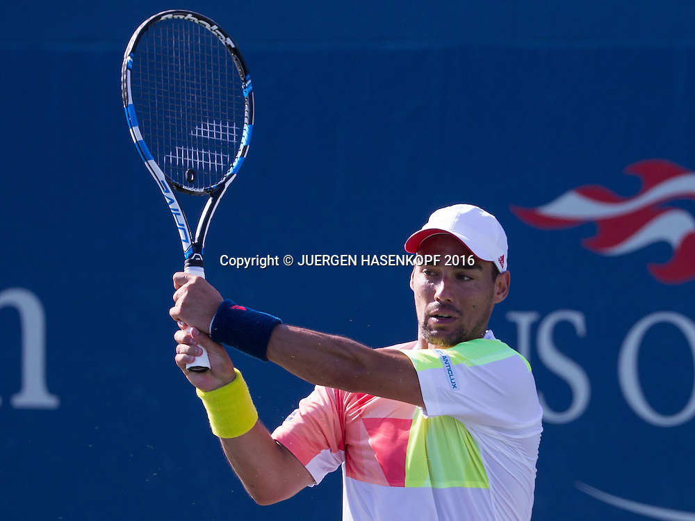 FABIO FOGNINI (ITA)<br /> <br /> Tennis - US Open 2016 - Grand Slam ITF / ATP / WTA -  USTA Billie Jean King National Tennis Center - New York - New York - USA  - 30 August 2016.