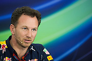 April 15-17, 2016: Chinese Grand Prix, Shanghai, Christian Horner, team principal of Red Bull Racing