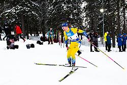 March 10, 2019 - –Stersund, Sweden - 190310 Hanna Öberg of Sweden during the Women's 10 km Pursuit during the IBU World Championships Biathlon on March 10, 2019 in Östersund..Photo: Petter Arvidson / BILDBYRÃ…N / kod PA / 92254 (Credit Image: © Petter Arvidson/Bildbyran via ZUMA Press)