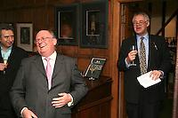 Steve Knott, Simon Leschallas and Simon Berry