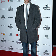 London, England, UK. 21th September 2017. Gethin Anthony attend Raindance Film Premiere of 'I'm Not Here', starring J.K. Simmons