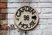 Garden House, 98 Woodstock Road, Oxford. August 2017.