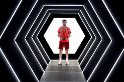 November 4, 2018 - Paris, France - Karen Khachanov (Rus) posant avec le trophee (Credit Image: © Panoramic via ZUMA Press)