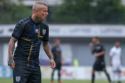 July 28, 2018 - Trento, TN, Italy - Amato Ciciretti during the Pre-Season friendly between Sampdoria and Parma, in Trento on July 28, 2018, Italy  (Credit Image: © Emmanuele Ciancaglini/NurPhoto via ZUMA Press)