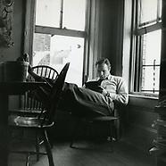 Marlon Brando Collection 1953, original prints & negatives. Prints include: reading, playing bongo d