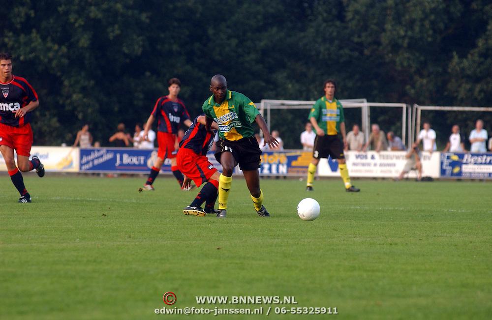 SV Huizen - FC Haarlem,