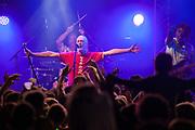 DreadZone live at the Jurassic Fields festival Dorset July 2019