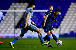 Michael Kelly of Bristol Rovers  - Mandatory by-line: Ryan Hiscott/JMP - 14/01/2020 - FOOTBALL - St Andrews Stadium - Coventry, England - Coventry City v Bristol Rovers - Emirates FA Cup third round replay
