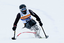 CALHOUN Heath, USA, Super Combined, 2013 IPC Alpine Skiing World Championships, La Molina, Spain