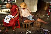 Yangon (Rangoon) - Myanmar (Burma) 2012