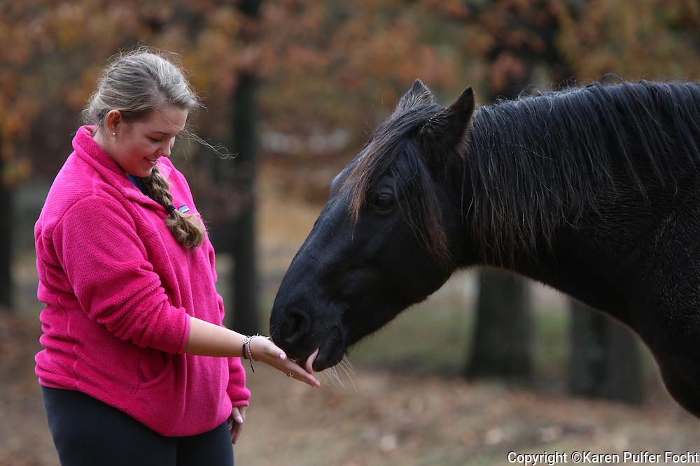 Horse Rescue © Karen Pulfer Focht
