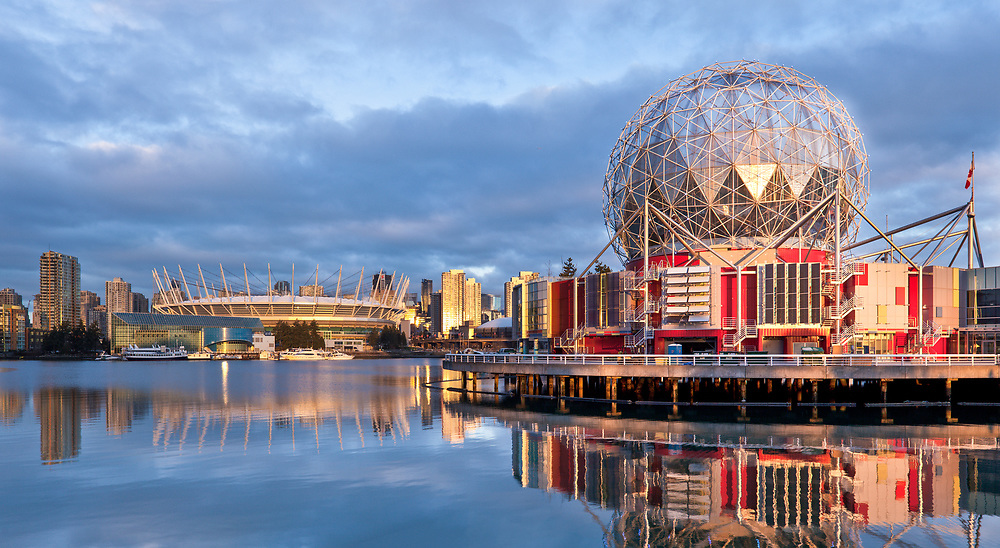 Telus World of Science, False Creek , Vancouver | Cannon Design | 2011