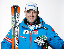 20.10.2012, Messehalle, Innsbruck, AUT, OeSV, Ski Alpin, Fototermin, im Bild Romed Baumann (OeSV, Skirennlaeufer) // during the official Portrait and Teamshooting of the Austrian Ski Federation (OeSV) at the Messehalle, Innsbruck, Austria on 2012/10/20. EXPA Pictures © 2012, PhotoCredit: EXPA/ OeSV/ Erich Spiess