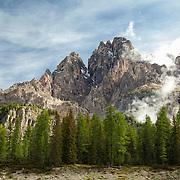 Dolomites 1920 pix