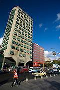 Caracas_VEN, Venezuela..Predio na regiao central de Caracas, Venezuela...Building in Caracas downtown, Venezuela...Foto: JOAO MARCOS ROSA / NITRO