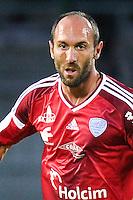 Jean Michel Lesage - 31.07.2015 - Red Star / Creteil - 1ere journee de Ligue 2<br /> Photo : Andre Ferreira / Icon Sport
