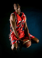 4-PORTRAIT<br /> Paul Kane (Getty Images)<br /> Isiah Victor of the Wildcats poses during a Perth Wildcats NBL portrait session at Perry Lakes Stadium.