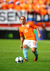 Wesley Sneijder of The Netherlands