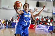 DESCRIZIONE : Valmiera Latvia Lettonia Eurobasket Women 2009 Italia Bielorussia Italy Belarus<br /> GIOCATORE : Manuela  Zanon<br /> SQUADRA : Italia Italy<br /> EVENTO : Eurobasket Women 2009 Campionati Europei Donne 2009 <br /> GARA :  Italia Bielorussia Italy Belarus<br /> DATA : 09/06/2009 <br /> CATEGORIA : tiro<br /> SPORT : Pallacanestro <br /> AUTORE : Agenzia Ciamillo-Castoria/E.Castoria<br /> Galleria : Eurobasket Women 2009 <br /> Fotonotizia : Valmiera Latvia Lettonia Eurobasket Women 2009 Italia Bielorussia Italy Belarus<br /> Predefinita :
