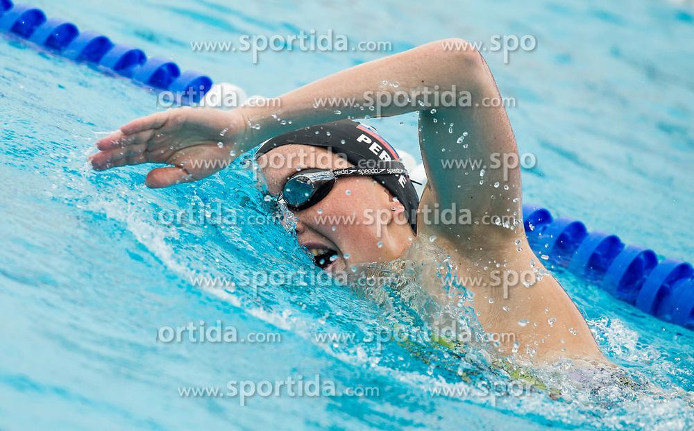 Spela Perse during practice session of Slovenian Swimming National Team, on June 7, 2017 in Zusterna, Koper / Capodistria, Slovenia. Photo by Vid Ponikvar / Sportida