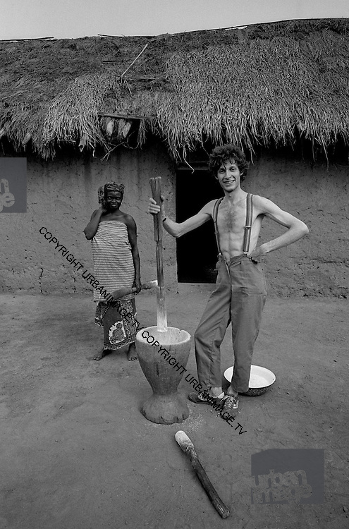 Martin Meissonnier in Togo