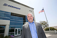 Mark Hirzel of A.N. Deringer Inc.
