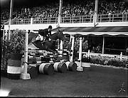 R.D.S. Horse Show (Tues.)<br /> 08.08.1961