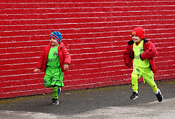 Bristol City fans arrive at Barnsley - Mandatory by-line: Robbie Stephenson/JMP - 30/03/2018 - FOOTBALL - Oakwell Stadium - Barnsley, England - Barnsley v Bristol City - Sky Bet Championship