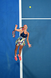 Kristina Mladenovic (FRA) playing at the Hopman Cup at the Perth Arena, in Perth, Australia, on january the 7th, 2017. Photo by Corinne Dubreuil/ABACAPRESS.COM